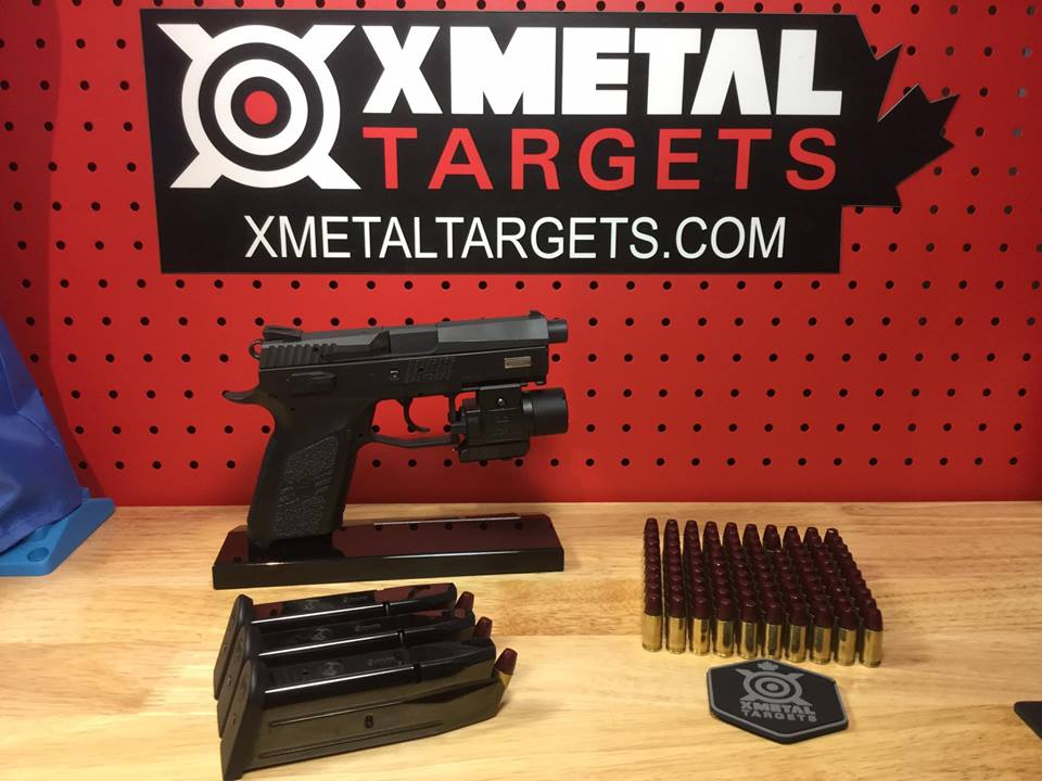 XMetal Targets introduced to IDPA in Manitoba