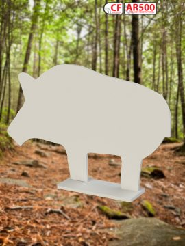 XMetal Targets NRA Pig Full Falling Plate